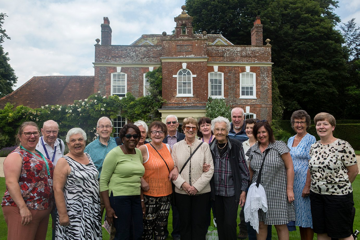 Unpaid carers at the Old Rectory