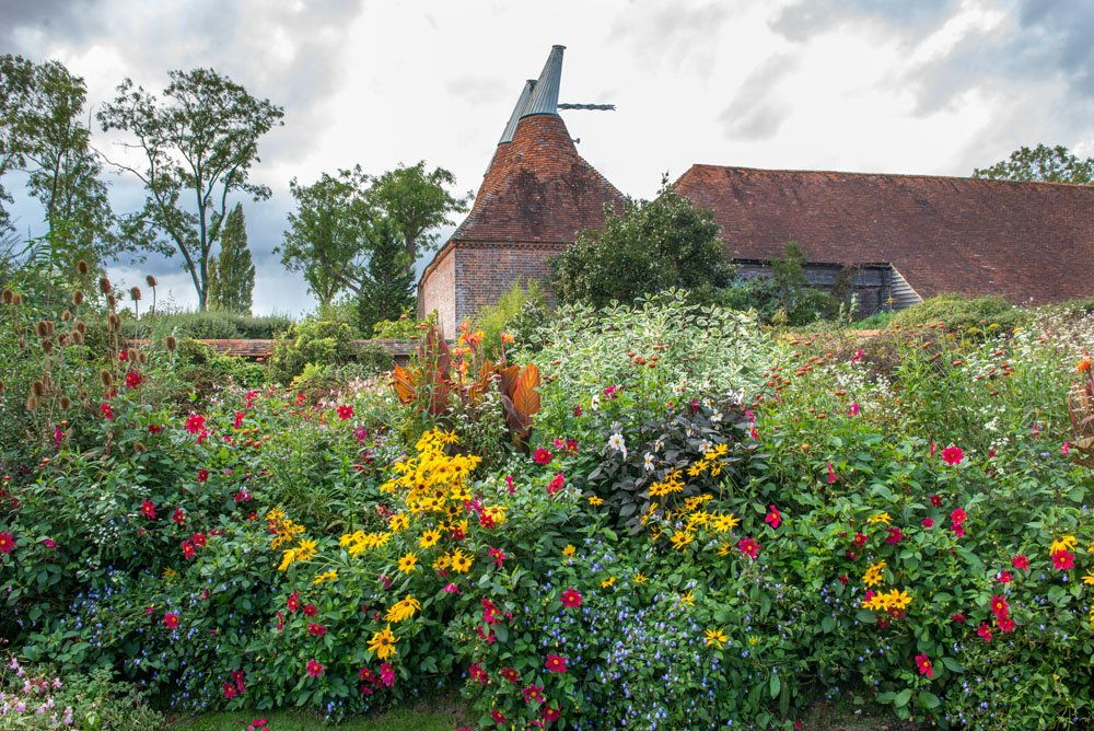 Great Dixter by Bennet Smith